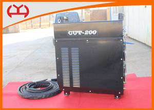 China AC Inverter CNC Plasma Cutter Power Supply , Quality Piercing Thickness 25mm on sale