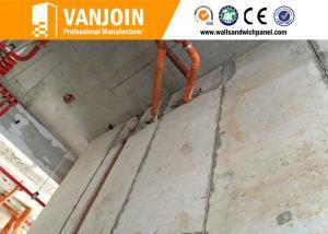 China Matériau de construction de installation facile coûté par économie de panneau de mur de sandwich à la vie 60 active on sale