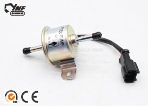 China Durable Excavator Engine Parts Universal YNF01873 Yanmar Electric Fuel Pump 12V on sale
