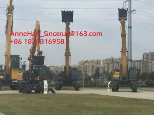 China XE370CA Hydraulic Crawler Excavator Machines Strong Power Long Service Life on sale