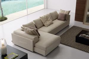Contemporary Modern Fabric Sofas Occasional Sofa Furniture For