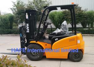 China 48V/560ah Industrial Electric Fork Truck With Battery And Charger on sale