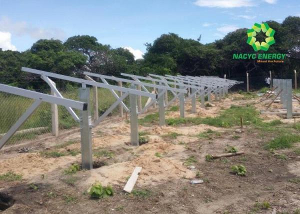 1 Megawatt Solar Ground Mount System / Ground Mount Solar Racking