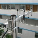 Highly Reliable Material Outdoor Yagi Antenna 8dBi N Female Connector
