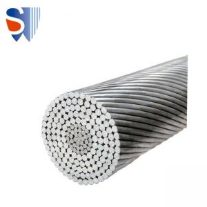 China Low Voltage ACSR Rabbit Conductor / ACSR Tern Conductor Strong Teperature Resistant on sale
