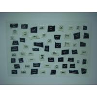 China round epoxy sticker on sale