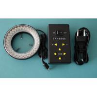 YK-B64T led ring light 4 zone control microscope illumination