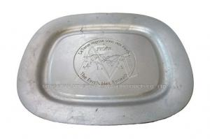 China Aluminum sand casting tray on sale
