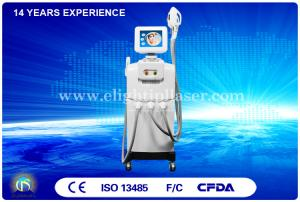 China 3 Handpieces IPL Skin Rejuvenation Machine Super Hair Removal Flexible Screen on sale