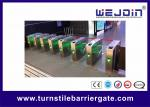 220V Flap Barrier Gate With Enhanced Functions