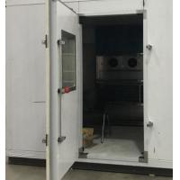 3.375CBM Climatic Test Chamber , SUS304 Stainless Steel Humidity Test Chamber