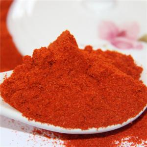 China Chinese No. 1 herbs and spices most competitive steam sterilized ground sweet paprika powder on sale