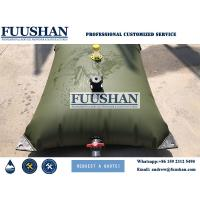 Fuushan Customized Size Collapsible PVC Flexible Water Storage Tanks