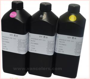 China UV ink 012--EPSON Stylus photo 1270/1290/830U/R21O DYE on sale