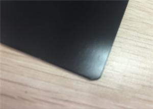 China 5052 Coated Colored Anodized Aluminum Sheets , Building Black Anodised Aluminium Sheet on sale