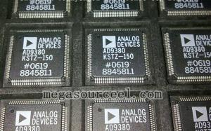China Integrated Circuit Chip AD9380KSTZ-150 - Analog Devices - Analog/HDMI Dual-Display Interface on sale