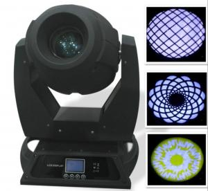 China 200W 25CH LED Moving Head Spot Stage Light Gobo Iris on sale
