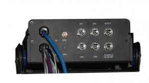China 1 / 2 / 4 Channel PAL / NTSC Video HDD CCTV 3G Mobile DVR Audio Recorder System on sale