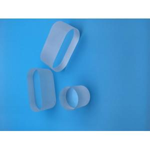 China Protective Cover Glass Sapphire Optical Windows Wear Corrosion Resistance on sale