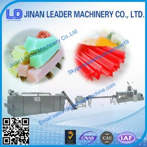 China Automatic making machine Pet Chewing  Jam Center Food snack production line on sale