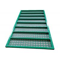 Specilized customed kemtron shale shaker screen with 720*1220mm, OEM