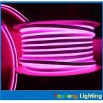 Alto lumen de alta calidad al por mayor 10*18m m de lámpara de neón rosado ultra delgado