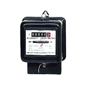 China Single-Phase Electronic Prepaid KWH Meter on sale