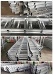 3m~6m hot sale Aluminium Single Straight Ladder used in construction