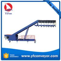 Telescopic truck loading conveyor/electric motor for conveyor belt/conveyor belt price