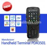 China Industrial Handheld Barcode Scanner Pda With Wifi And Bluetooth wholesale
