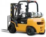 CE de Aproved 5 ton/6ton/7ton/8ton/10T na empilhadeira (com motor de ISUZU)