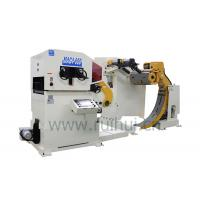 China 600mm Stock Width Decoiler Straightener FeederWith Strong Security And Flexible Operation on sale