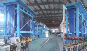 China Steel coil coating line on sale