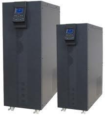 China 30KVA 40KVA 80KVA 100KVA low frequency 3 phase online ups with generator , EPO function on sale