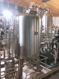 China GMP Ginger Oil Extractor Machine , Hempseed Oil Plant Oil Extraction Equipment on sale