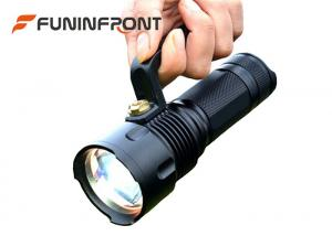China 10w CREE T6 LED Tactical Flashlight  3 Light Modes, Zoom LED Torch for Fishing on sale