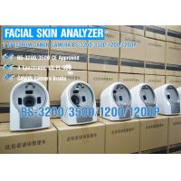Facial Skin Analyzer Machine / Hair And Skin Analyzer equipment For Dermal Skin Analysis