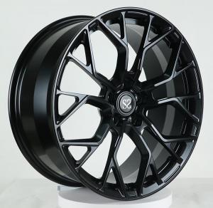China Gloss Black Custom 1-PC 21 Alloy Rims McLaren MP4 Forged Rims on sale