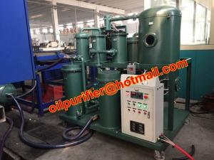 China New Tech Hydraulic Oil Filtration Equipment, Hydraulic Oil Fluids Dehydration Unit,Lube Oil Dewater,eliminate impurity on sale