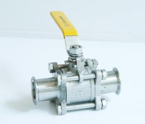 China High Performance Floating Ball Valve For Water Tank DIN / BS / ANS I/ JIS / API / ASME on sale