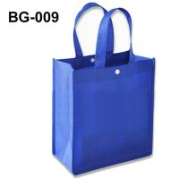 China Non Woven Clothes Bag With Plastic Button on sale