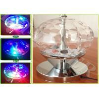 AC110V / 220V 3W Colorful LED Crystal Magic Ball Light For Dance KTV / Club / Pub