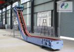 Big Capacity Large Incline Chain Conveyor For Powder Granular Materials