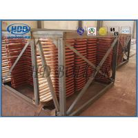 Corrosion Resistance Carbon Steel Convection Superheater For Power Station Boilers