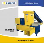 セリウムとの販売のための米の殻の圧縮機械の梱包機機械