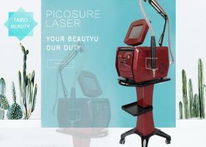 China Picosure 1064 532 Q switch ND Yag Laser / Picosecond Laser Tattoo Removal Machine on sale