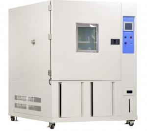 China 1000L Automatic Climatic Test Chamber , ±0.5°C ±2.5%RH Environmental Test Chamber on sale