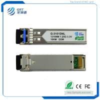 G-3101DNL  SFP 1.25G 10km Optical Transceiver Module based on SMF Single Mode