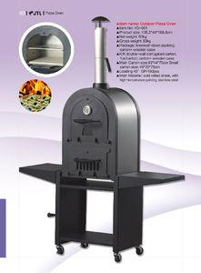 China Wood burning stove pizza oven hot new products on sale