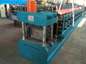 Chain Drive Steel Plate Roll Stand Type Z Purlin Roll Forming